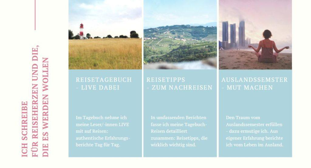 Worum es auf Travellerin.de geht_Content Reiseblog