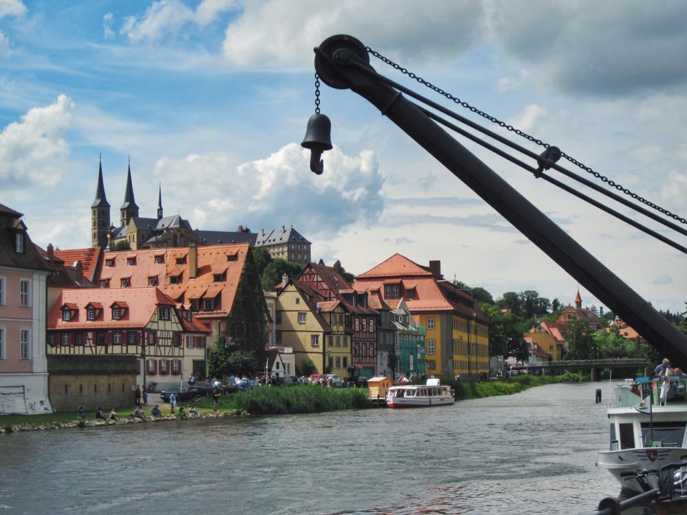 Bamberg Reisetipps_Am Kranen