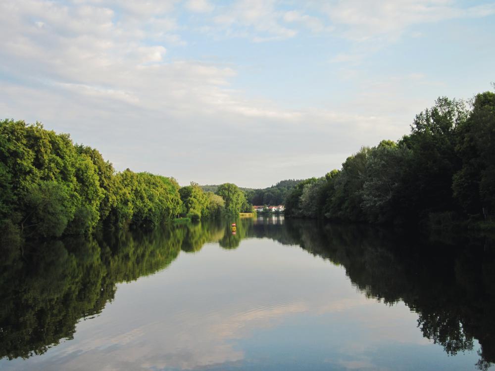 Bamberg Reisetipps_Hain Park Fluss