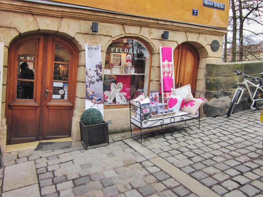 Bamberg Reisetipps_Läden Obere Brücke