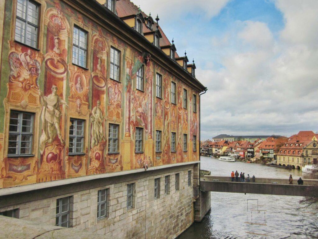 Bamberg Reisetipps_Untere Brücke und Altes Rathaus