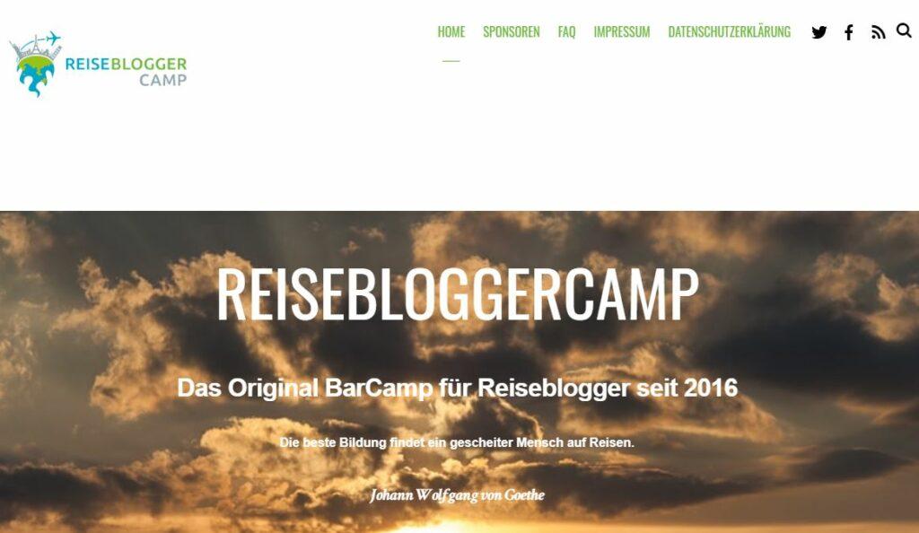 ReiseBlogger BarCamp