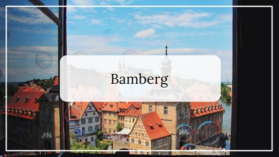 Meine liebsten Bamberg Sehenswürdigkeiten: Bergstadt & Altenburg