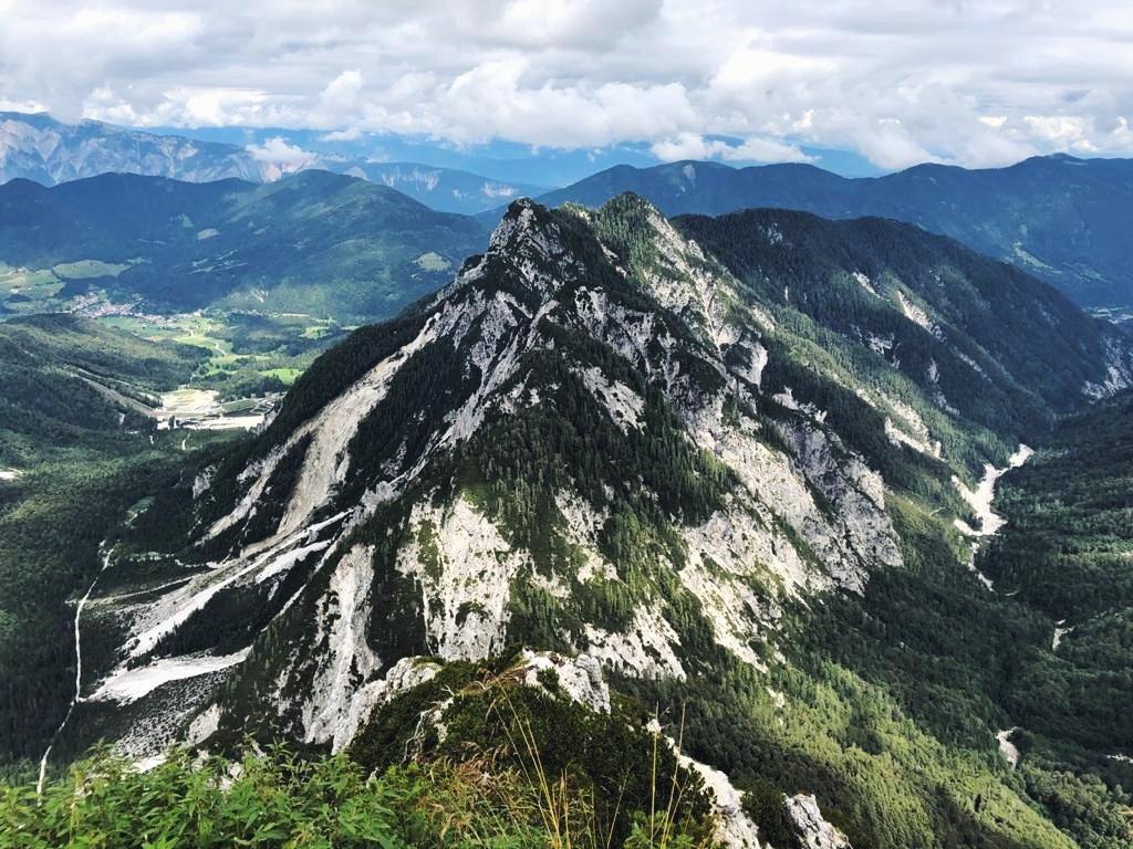 Vršič Pass Wanderung_Slemenova Spica