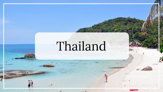 beliebte Fernreiseziele_Thailand