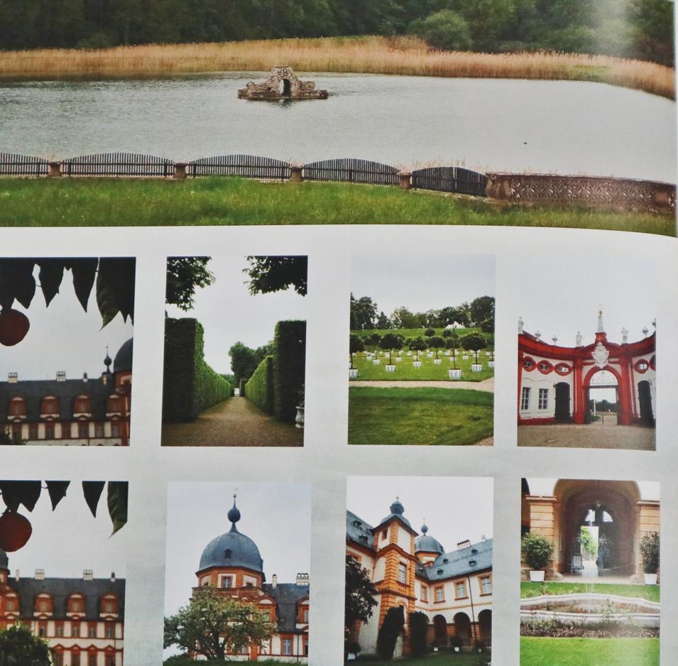 Bamberg Fahrradtour Schloss Seehof_Schlosspark