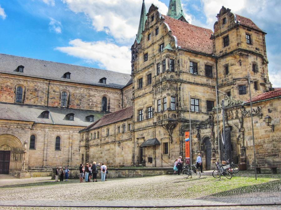 Bamberg Sehenswürdigkeiten_Alte Hofhaltung