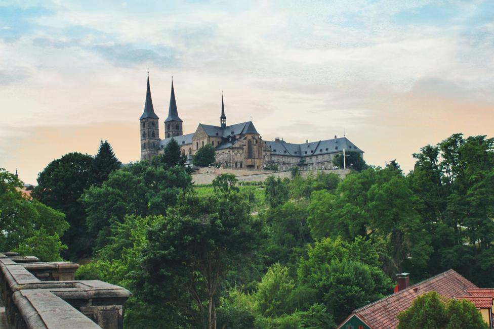 Bamberg Sehenswürdigkeiten_Kloster Michelsberg