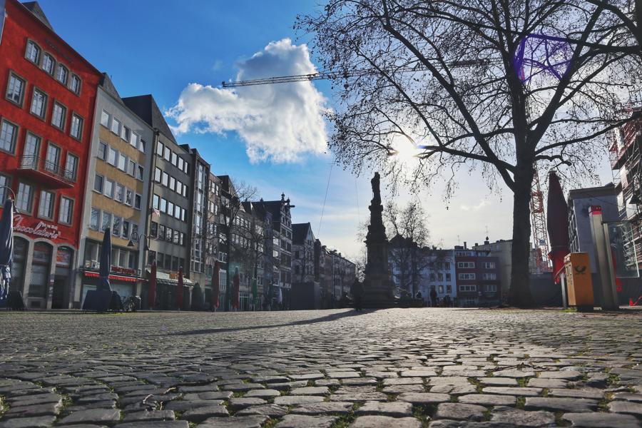 Köln Sehenswürdigkeiten_Alter Markt