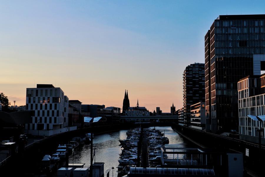Köln Sehenswürdigkeiten_Marina im Rheinauhafen