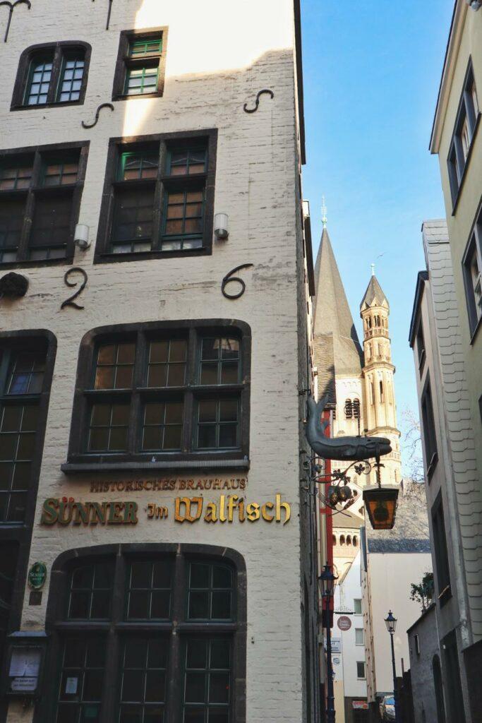 Köln Sehenswürdigkeiten_Martinsviertel
