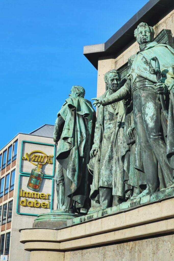 Köln Sehenswürdigkeiten_Reiterstandbild
