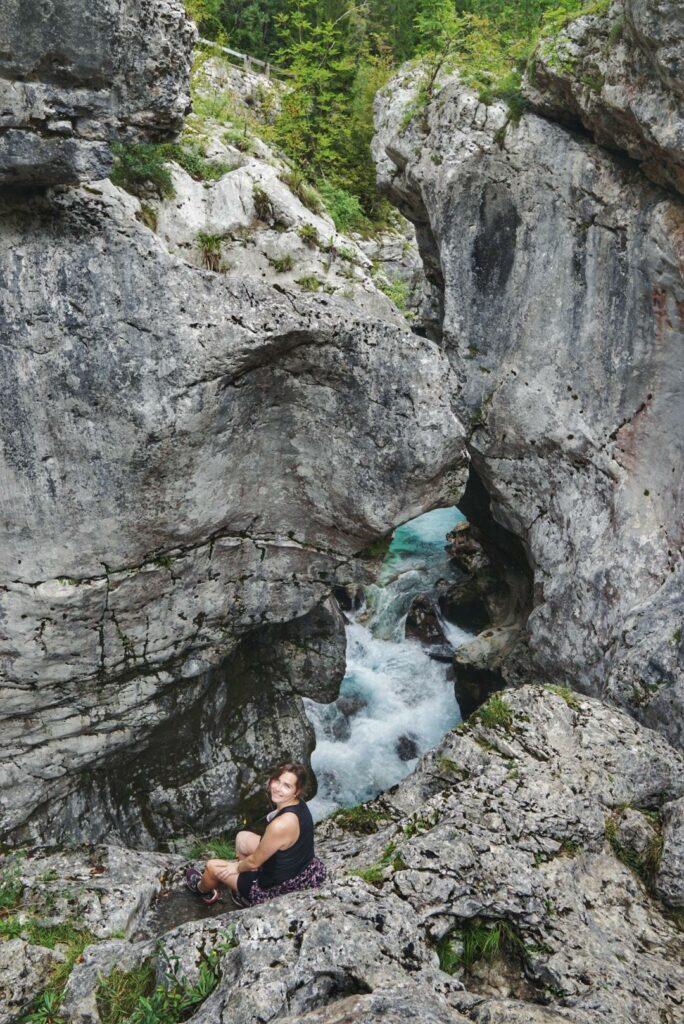 Wandern in Slowenien_Soca Grand Canyon