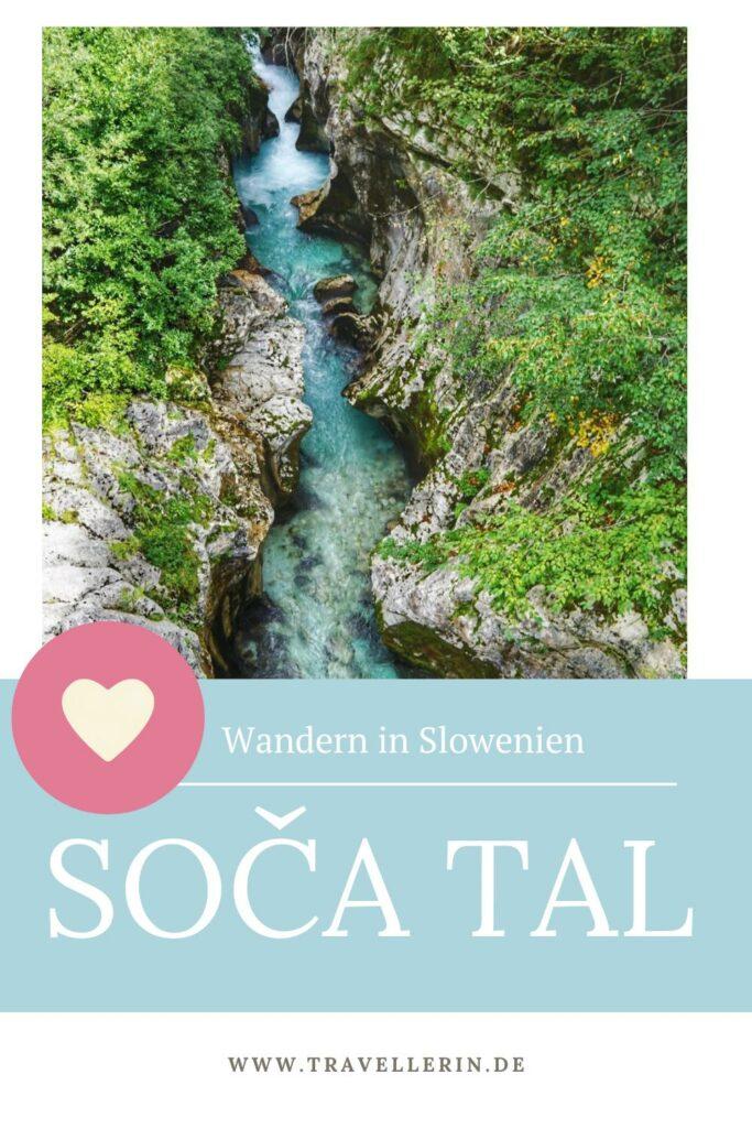 Wandern in Slowenien_Soca Tal