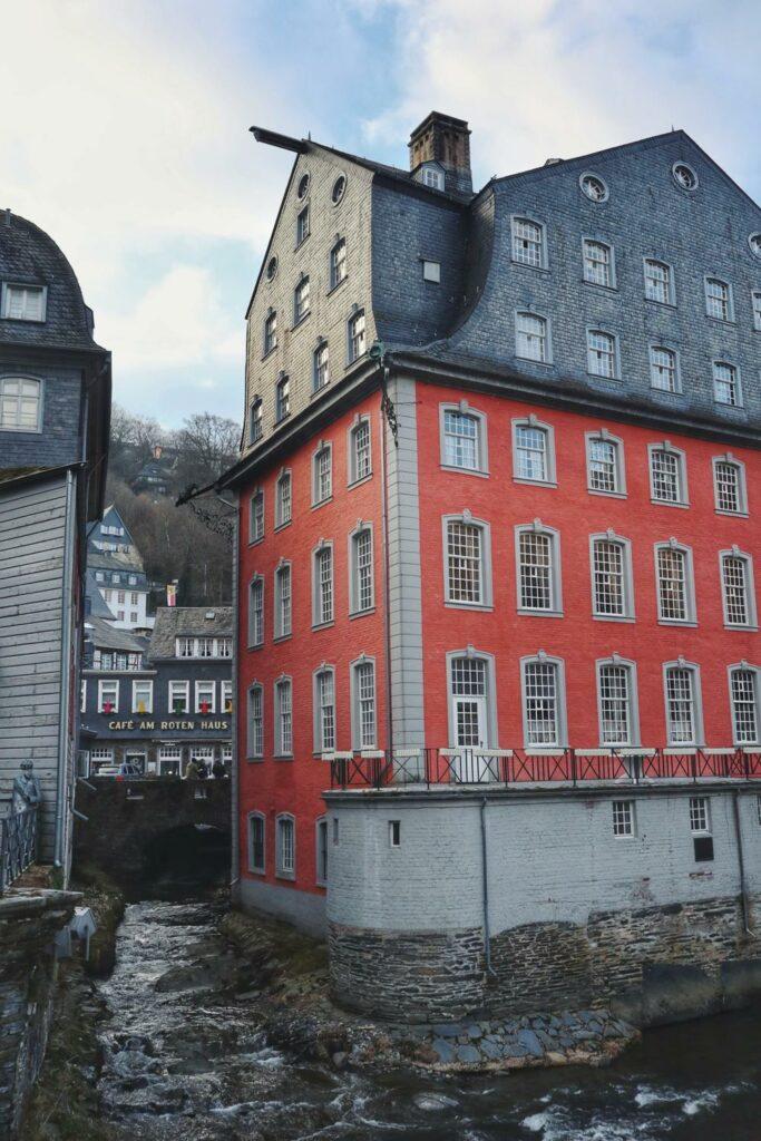Monschau Sehenswürdigkeiten_Rotes Haus
