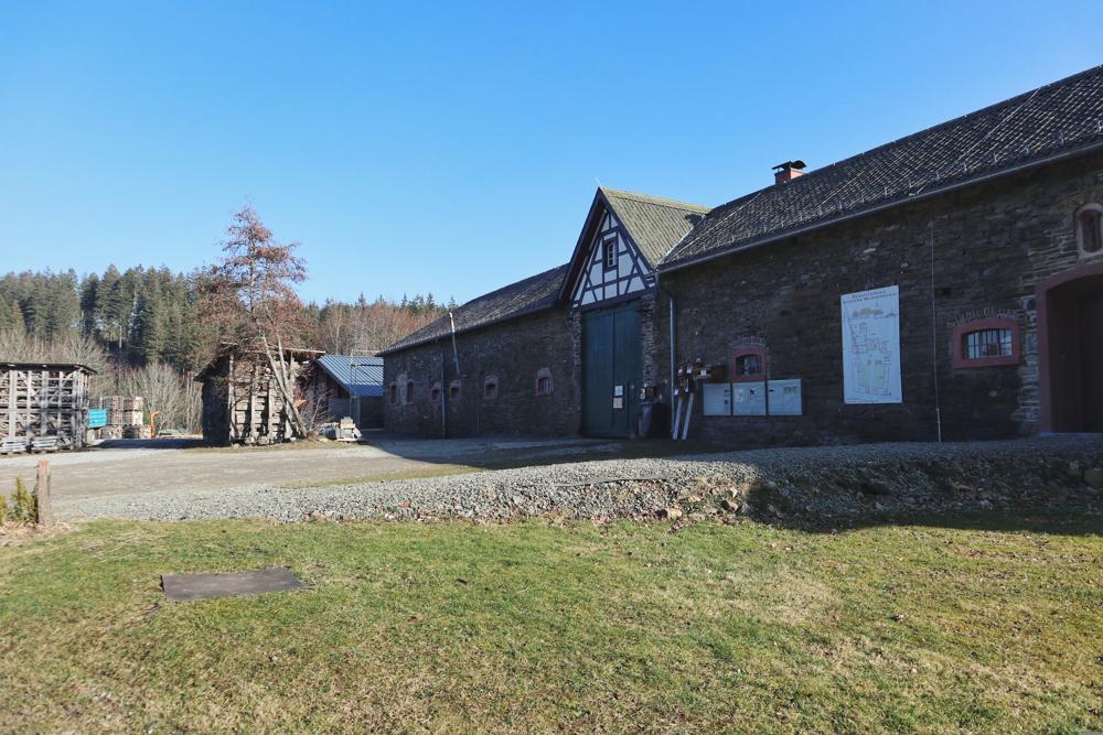 Monschau Wanderwege_Kloster Reichenstein