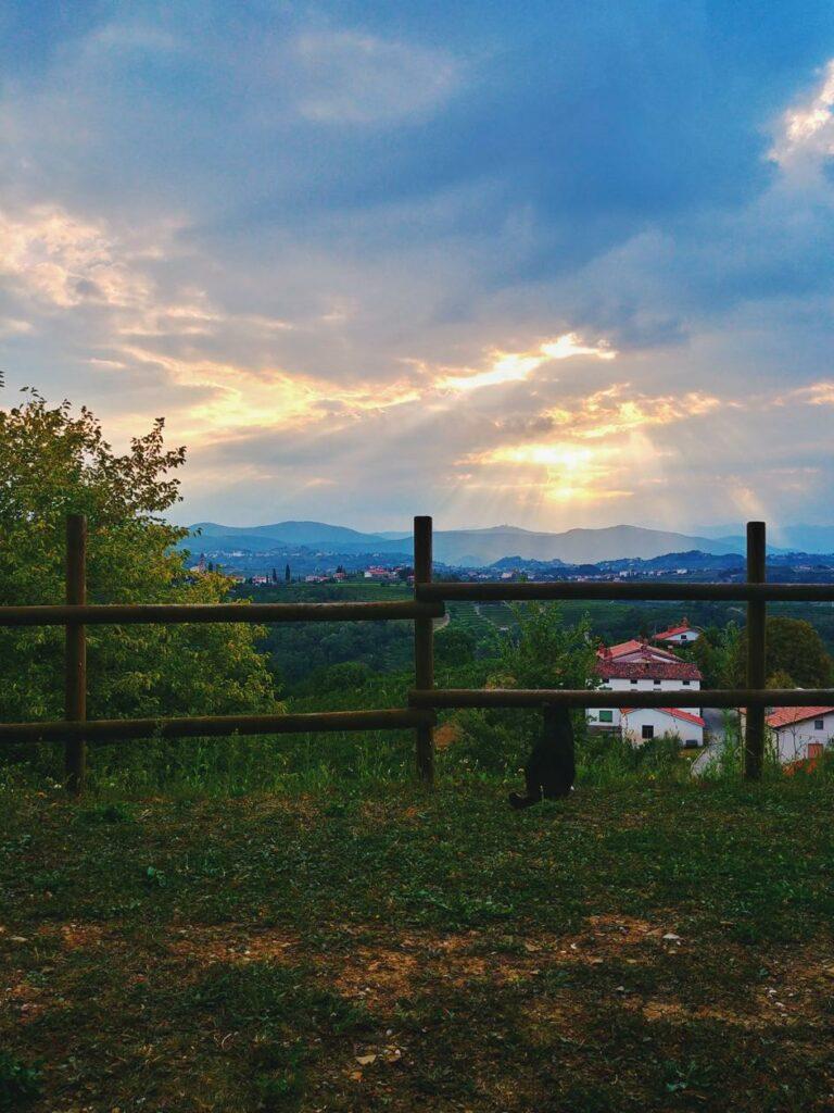 Slowenien Geheimtipp_Weinregion Brda_Unterkunft