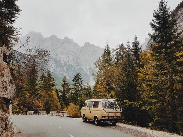 Doreen_Welt und Wolken_Allein reisen durch Europa_mit dem Van durch Europa