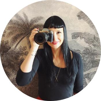 Susi_Black Dots White Spots_Allein reisen durch Europa_Profilbild