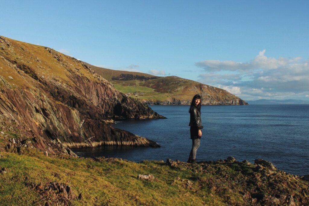 Susi_Black Dots White Spots_Allein reisen durch Europa_Solo Roadtrip Irland