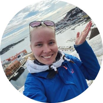 Allein leben im Ausland_Laura_Little Dreamliner_Vollzeit leben im Ausland_Van_Norwegen_Profilbild