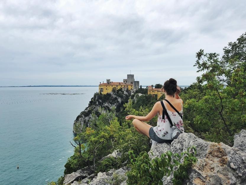 Triest Sehenswürdigkeiten_Castello di Duino