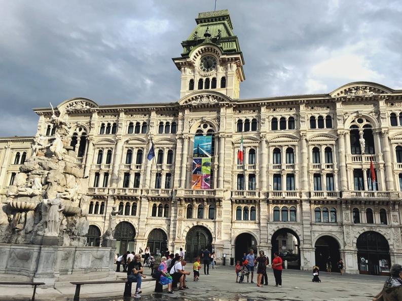 Triest Sehenswürdigkeiten_Rathaus